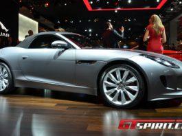 Paris 2012 Jaguar F-Type S