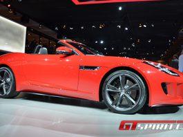 Paris 2012 Jaguar F-type V8 S