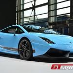 Paris 2012 Lamborghini Gallardo LP570-4 Edizione Tecnica