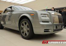 Paris 2012 Rolls-Royce Phantom Coupe Aviator
