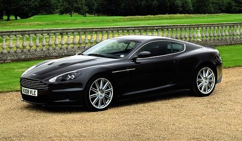 Quantum of Solace Aston Martin DBS