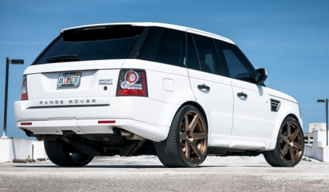 Range Rover Sport Wifeymobile by ADV.1 Wheels