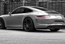 Render Kahn Design Porsche 991 Widebody Package