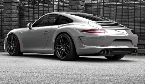 Render Kahn Design Porsche