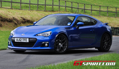 Road Test 2013 Subaru BRZ by Litchfield Motors 01