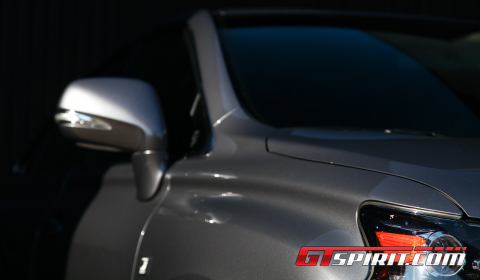 Road Test Lexus RS450h 03