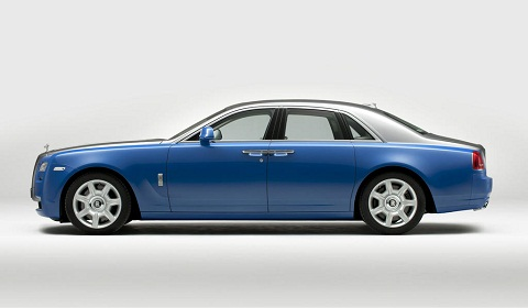 Rolls-Royce Art Deco Models for Paris