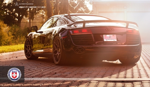 Supercharged Audi R8 by Autodynamica Performance