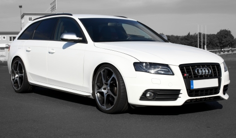 TechTec Performance Upgrade for Audi S4 S5