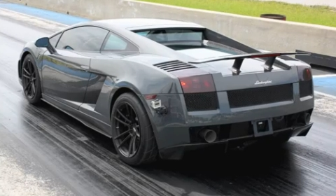 Video Heffner's World's First Eight Second Lamborghini Gallardo