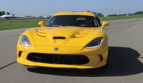 Video Soundtrack of the 2013 SRT Viper
