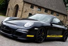 1200HP Porsche 911 GT3 GTurbo by 9ff