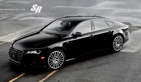 2012 Audi A7 by SR Auto