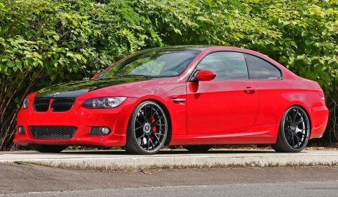 2012 BMW M3 E92 by Tuning Concepts