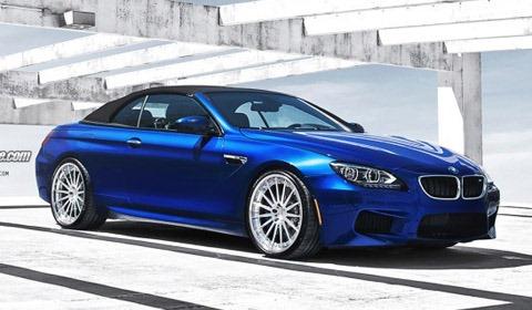 2013 BMW M6 on ADV15 Track Spec Wheels