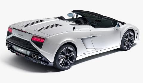 2013 Lamborghini Gallardo Spyder Facelift