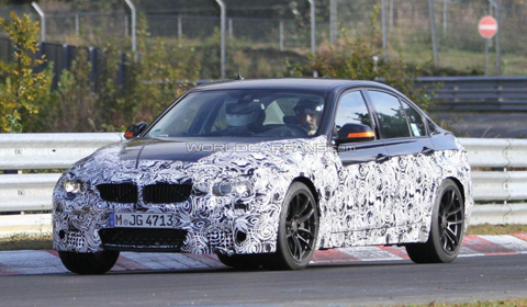 2014 BMW M3 to be Significantly Lighter and More Powerful