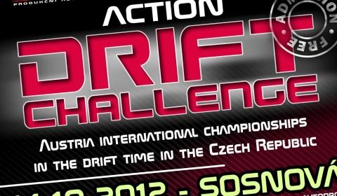 Action Drift Challenge Next Weekend at Sosnova Autodrom Czech Republic