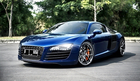 Audi R8 by Concept Motorsports