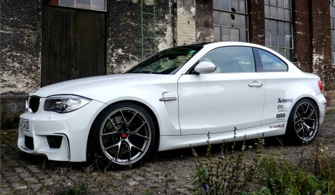 BMW 1-Series M Coupe by A-workx