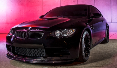 BMW E92 M3 Blackjack by Mode Carbon