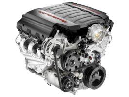 Chevrolet Reveals New 6.2 Liter V8 Engine for Corvette C7
