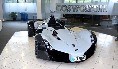 Cosworth Offered For Sale