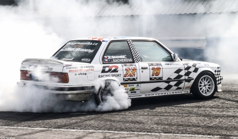 Czech Drift Series 2012 at Sosnova Circuit
