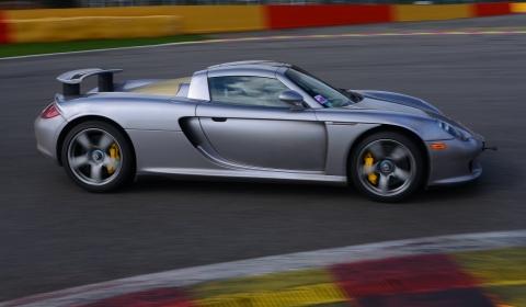 Destination-Nürburgring Trackday at Spa Francorchamps 2012