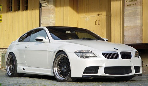 E63 BMW 6-Series Gets CLP Bodykit