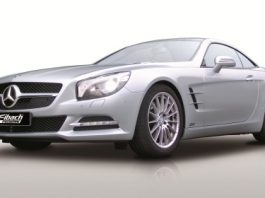 Eibach Chassis Upgrades for 2013 Mercedes-Benz SL-Class