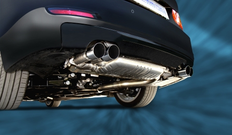 Eisenmann Exhaust System for BMW F30 3-Series
