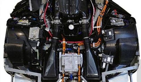 Ferrari F70 Engine