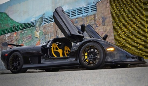 For Sale One-off Mosler Raptor GTR