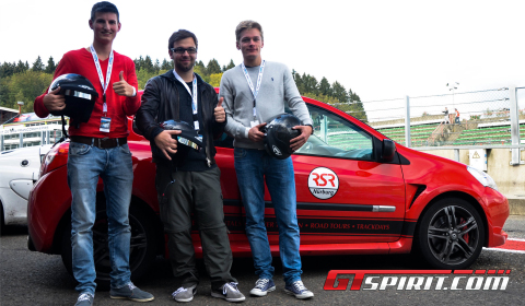 GTspirit 50k Competition RSR Spa-Francorchamps Experience 02