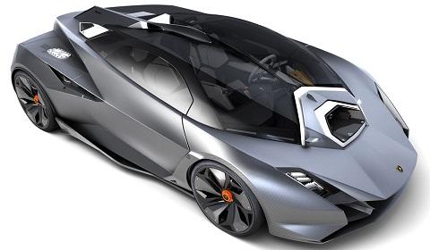 Lamborghini Perdigón Concept by Ondrej Jirec