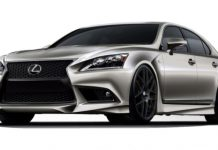 Lexus Project LS F Sport by Five Axis Heading to SEMA 2012