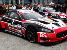 Maserati reveals new GranTurismo MC GT3 Race Car