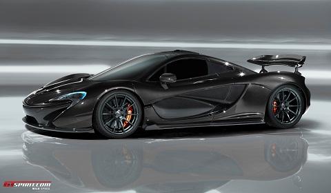 McLaren P1 Colours