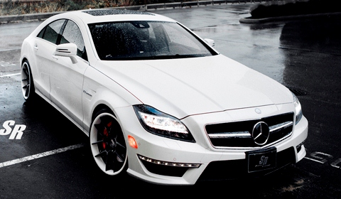 Merceded CLS 63 AMG by SR Auto