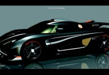 Mysterious Koenigsegg Agera Heading to China