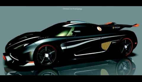 Mysterious Koenigsegg Agera Heading to China
