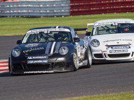 Porsche GT3 Cup Challenge at Silverstone