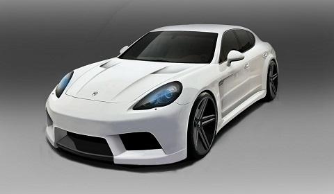 Porsche Panamera GTM by Misha Design