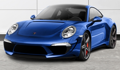 Render Porsche 991 Carrera 44S by TopCar
