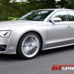 Road Test 2012 Audi S8