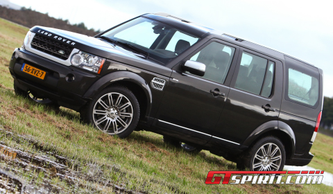 Road Test 2012 Land Rover Discovery 4 HSE Luxury Pack 01