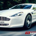 Road Test Aston Martin Rapide