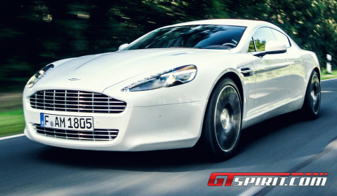 Road Test Aston Martin Rapide