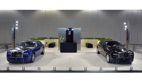 Rolls-Royce Largest Regional Order of Phantoms Heading to China